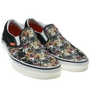 1efaf5e064 Vans · Vans ASPCA Dogs   Puppies Print Slip On Sneakers